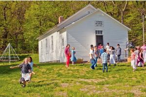 Nebraska's One-Room Schoolhouses