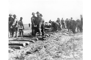 More about the Transcontinental Railroad
