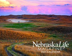 2021 Nebraska Life Wall Calendar