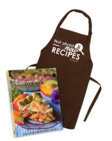 Combo - Cookbook Vol. 3 + Apron