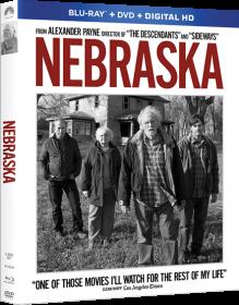 """Nebraska"" DVD & Blu-Ray Combo Pack"