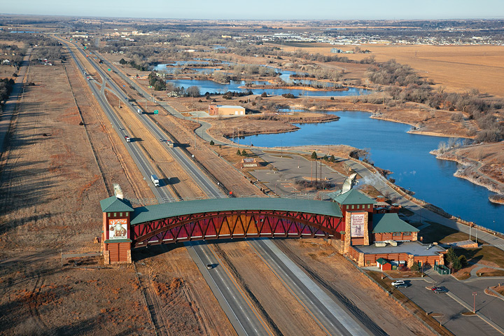 The Great Platte River Road Archway Monument should woo many more highway visitors with the opening of a second I-80 exit.