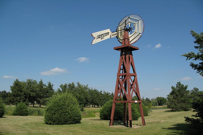 Windmill State Recreation Area, Gibbon